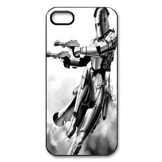 Custom Star Wars Cover Case for iPhone 5 5S LS 1613 Cell Phones & Accessories