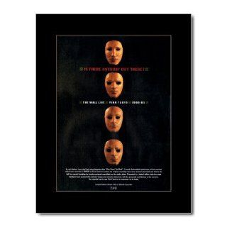 PINK FLOYD   Is There Anybody Out There Matted Mini Poster   28.5x21cm   Prints