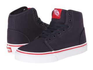 Vans Kids 106 Hi Boys Shoes (Navy)