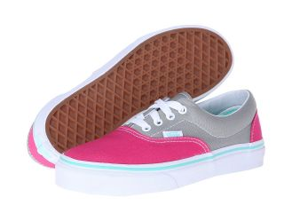 Vans Kids Era Girls Shoes (Pink)