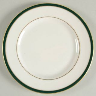 Royal Doulton Oxford Green (England) Bread & Butter Plate, Fine China Dinnerware
