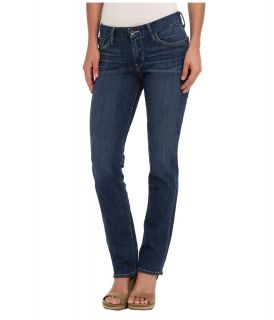 Lucky Brand Sweet Jean Straight in Montecito Womens Jeans (Blue)