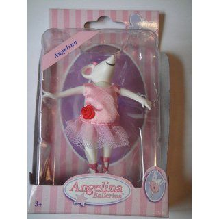 Angelina Ballerina Mini Doll Angelina Toys & Games