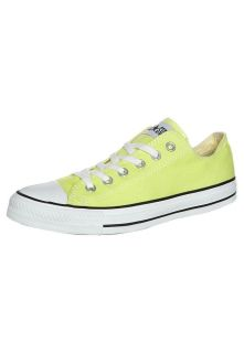 Converse   ALL STAR OX CANVAS   Trainers   yellow