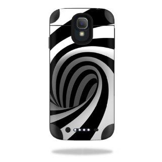 MightySkins Protective Vinyl Skin Decal Cover for Mophie Juice Pack Samsung Galaxy S4 External Battery Case Sticker Skins Tornado Electronics
