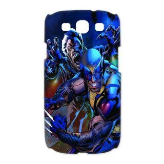 Alicefancy X Force And Wolverine Customized Marvel Comics Cover Case For samsung galaxy s3 I9300 I9308 I939 QQA30757 Cell Phones & Accessories