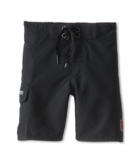 Quiksilver Kids Stomping Boardshort Boys Swimwear (Black)