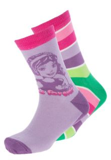 LEGO Wear   2 PACK   Socks   purple