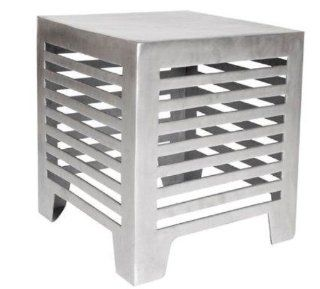 Jersey Square End Table by Allan Copley Designs