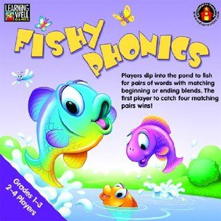 FISHY PHONICS BEGINNING AND ENDING   Magnetic Letters And Numbers