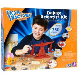 Edu Science Deluxe Scientist Kit   Physics Toys & Games