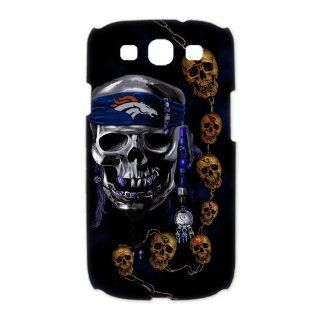 Custom Denver Broncos Case for Samsung Galaxy S3 I9300 IP 2965 Cell Phones & Accessories