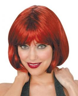 Bob Short Wig Auburn Costume Wigs Clothing