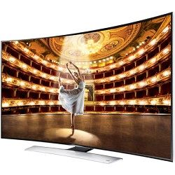 Samsung UN55HU9000   55 inch 4K 3D Smart Curved Ultra HDTV Open Box 1 Year Warra