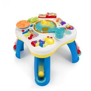 Bright Starts Having a Ball Get Rollin Activity Table  Baby Touch And Feel Toys  Baby