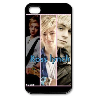Custom Ross Lynch Cover Case for iPhone 4 WX5919 Cell Phones & Accessories