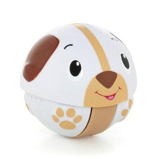 Bright Starts Having A Ball Giggables Wobble & Roll   NEW Puppy Dog Ball  Baby Toy Balls  Baby
