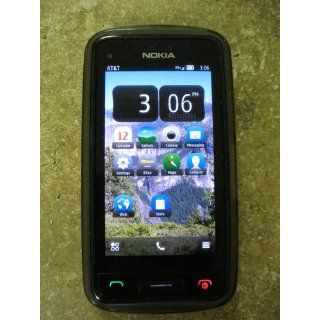 Nokia C6 01 Unlocked GSM Phone with 8 MP Camera, 720p Video Recording, and Ovi Maps Navigation  U.S. Version with Warranty (Black) Cell Phones & Accessories