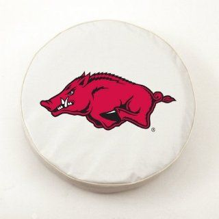 Arkansas Razorbacks Spare Tire Cover  Sports Fan Tire And Wheel Covers  Sports & Outdoors