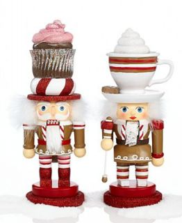 Kurt Adler Gingerbread Nutcrackers   Holiday Lane