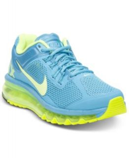 Nike Womens Shoes, Air Max+ 2013 Running Sneakers   Kids Finish Line Athletic Shoes