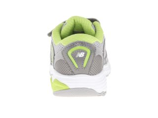 New Balance Kids Kg635 Toddler Youth Silver Green