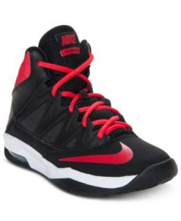 Nike Boys Air Max Stutter Step Basketball Shoes from Finish Line   Kids Finish Line Athletic Shoes