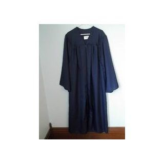 "Jostens the Elements Collection Navy Blue Graduation Cap and Gown 5'4""   5'6""  Other Products"
