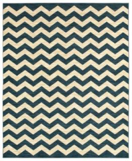 Dalyn Area Rug, Jive IF1 Maze Cobalt 5 x 76   Rugs