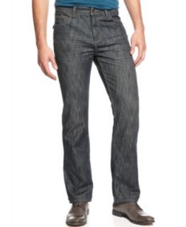 Alfani Big and Tall Jeans, Walker Straight Leg Jeans   Jeans   Men