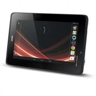 "Acer ICONIA TAB 7"" Touchscreen LCD, 8GB Android Quad Core Tablet"