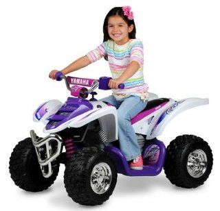 Yamaha Girls Raptor 12V Powered Ride On   New For 2013 Toys & Games