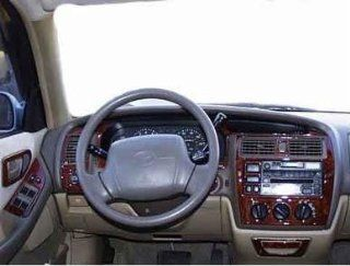 TOYOTA AVALON INTERIOR WOOD DASH TRIM KIT SET 1995 1996 1997 1998 1999 Automotive