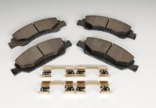 ACDelco 171 1074 Front Disc Brake Pad Kit Automotive