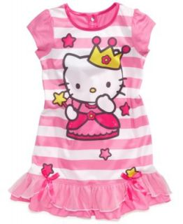 Hello Kitty Kids Plush, Girls or Little Girls Princess Doll   Kids