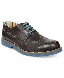 Steve Madden Mens Shoes, Jazzman Wingtip Oxfords   Shoes   Men