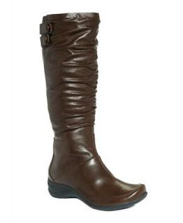 Hush Puppies Womens Mischief Tall Boots   Shoes