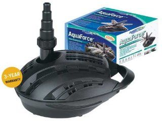 AquaForce Pump (1000 gph)  Pond Water Pumps  Patio, Lawn & Garden