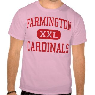 Farmington   Cardinals   Senior   Farmington Shirts