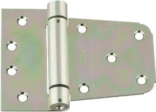 "National Hardware V278 3 1/2"" Heavy Duty Auto Close Gate Hinge Set   Door Hinges"