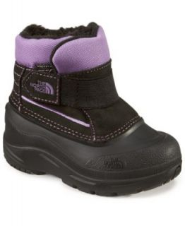 The North Face Kids Shoes, Toddler Girls Nuptse Bootie Faux Fur II Boots   Kids