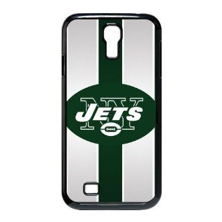 NFL New York Jets Inspired Design Plastic Custom Case Design Cases For Samsung Galaxy S4 I9500 s4 NY156 Cell Phones & Accessories