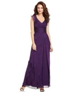 Lauren Ralph Lauren Strapless Evening Gown   Dresses   Women