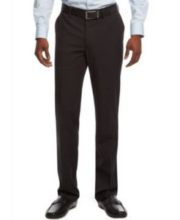 Kenneth Cole Reaction Pants, Slim Fit Dress Pants   Pants   Men