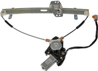 Dorman 748 131 Honda Element Front Driver Side Power Window Regulator with Motor Automotive