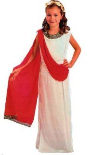 Roman Greek Goddess Childs Fancy Dress Costume S 122cms Toys & Games