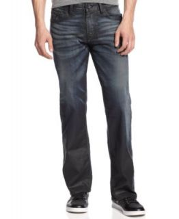 GUESS Kennedy Straight Leg Jeans, Jones Wash   Jeans   Men