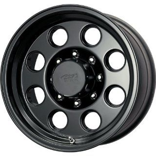 "MB Wheels 72 Matte Black Wheel (14x5.5""/5x114.3mm) Automotive"