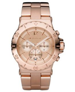 Michael Kors Womens Dylan Rose Gold Tone Stainless Steel Bracelet Watch 42mm MK5314   Watches   Jewelry & Watches