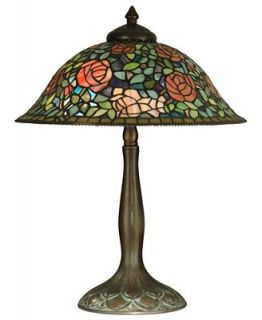 Dale Tiffany Table Lamp, Rose Garden   Lighting & Lamps   For The Home